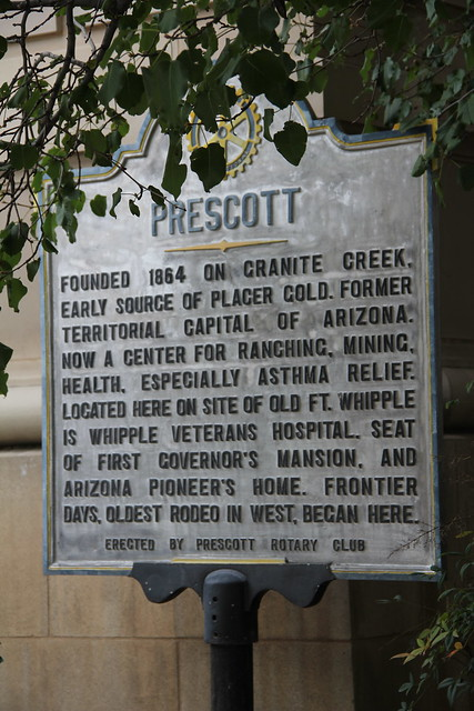 Prescott trip!