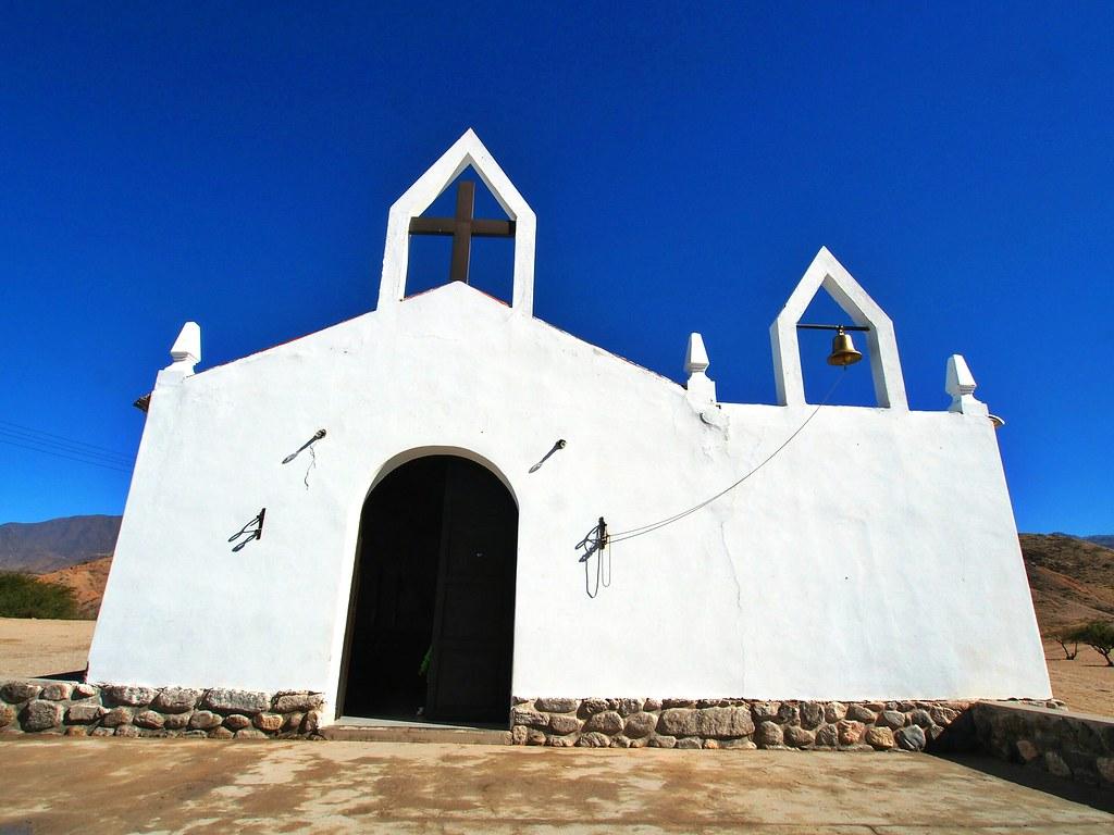 Whitewashed Churchs