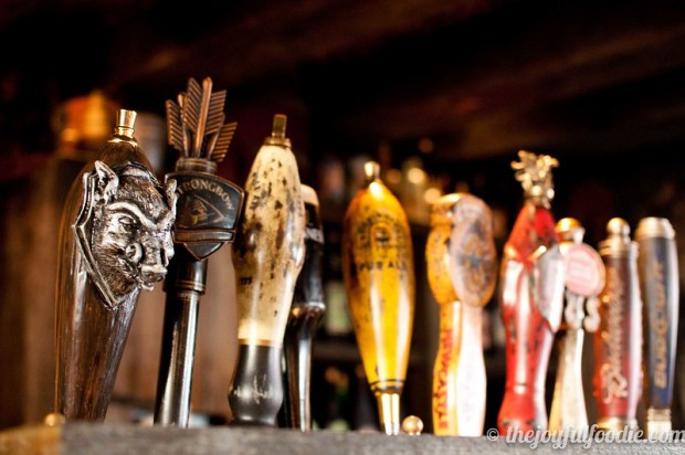 Hog Head Beer Tap