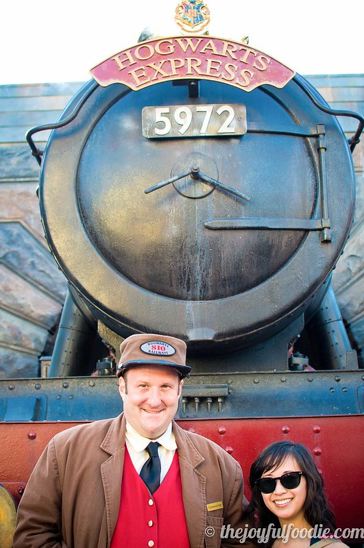 Hogwarts Express Conductor