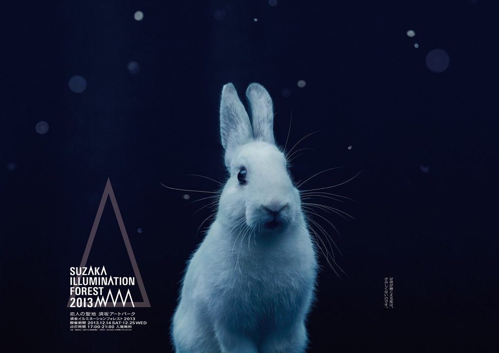 Illumination Forest- Will Illumination Rabbit