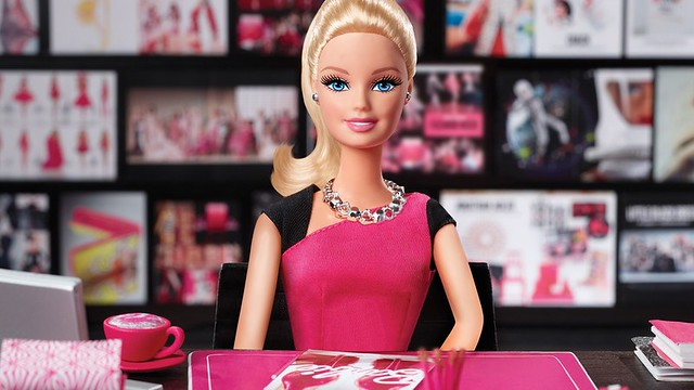 business-barbie
