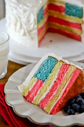 Flag Cake-22
