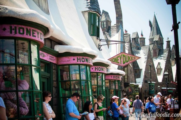 Harry Potter World Honeydukes