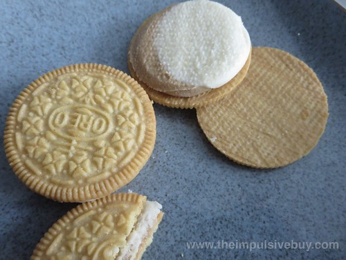 Nabisco Limited Edition Root Beer Float Oreo Cookies Creme