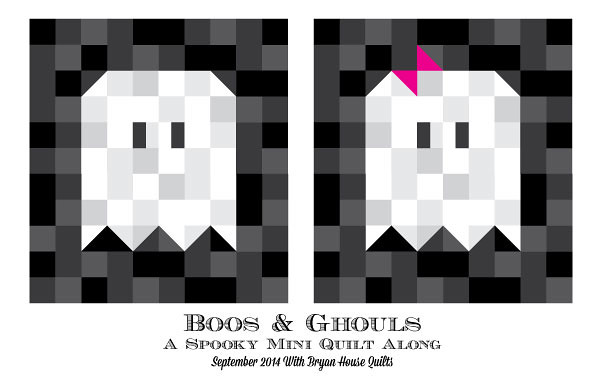 Boos&Ghouls Quilt Along button