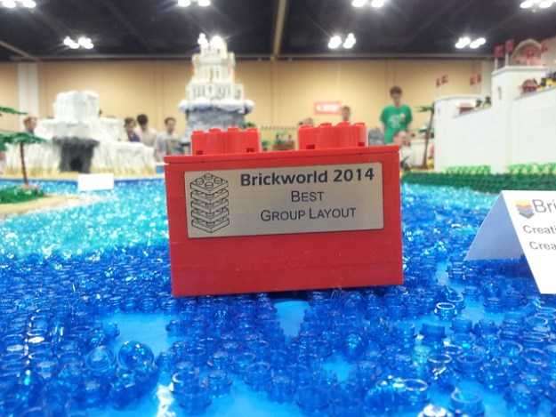 VirtuaLUGs Odyssey (Brickworld Chicago 2014)