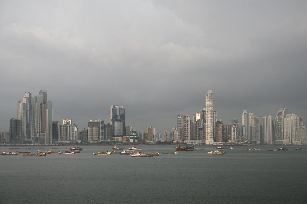 La ciudad de Panamá ha sufrido fuertes cambios en los últimos años. Desde el año 1999, con la salida de las tropas estadounidenses y la obtención de la soberanía total del país, la ciudad ha acogido gran cantidad de ciudadanos extranjeros. (Tetsu Espósito)
