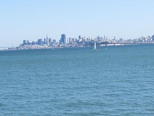 Postcard Plans to San Francisco, CA