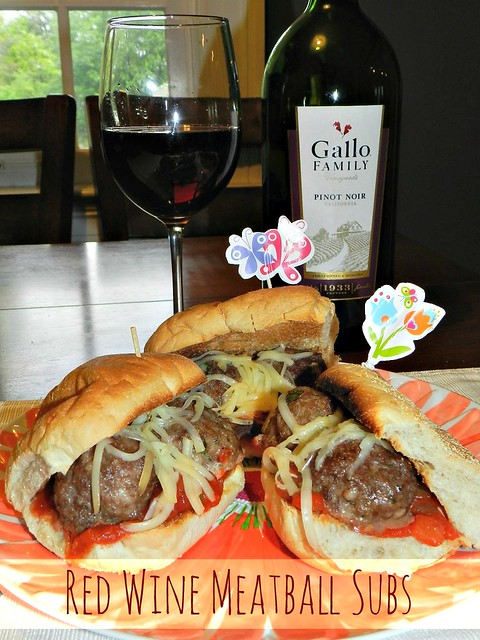 Red Wine Meatball Subs (7)p