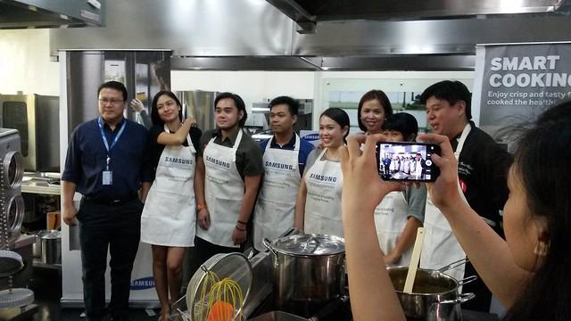 Samsung CookOff