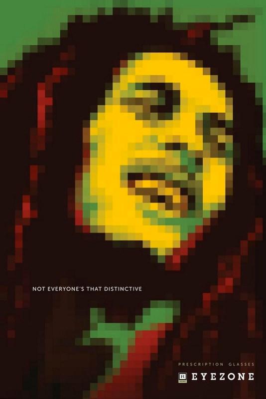 Eyezone Eyewear - Bob Marley