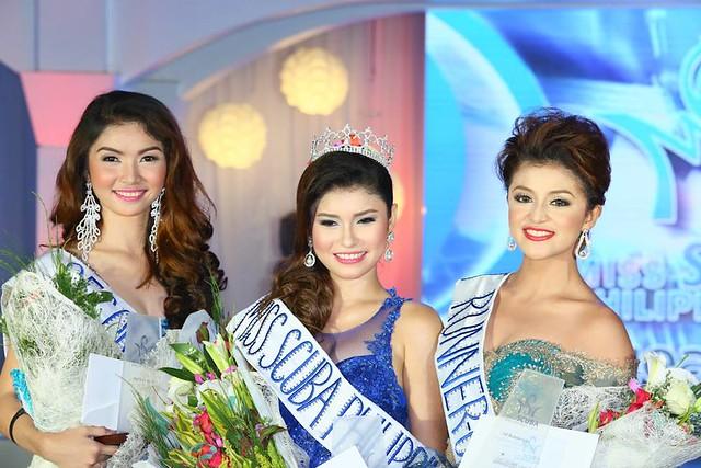 Miss Scuba Phils 2014