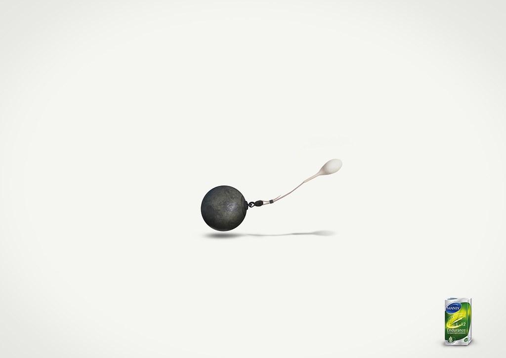 Manix Endurance - Ball-Sperm