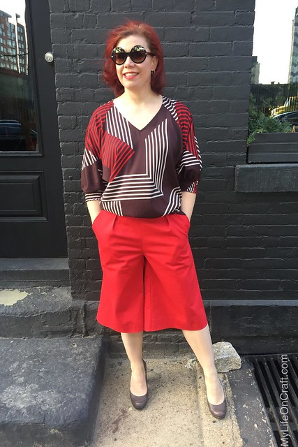 Megan Nielsen Flint pants