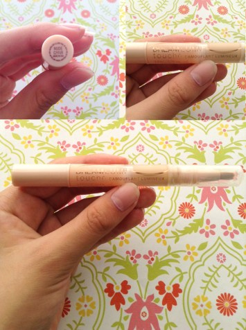 fall favorites 2014- dream lumi concealer