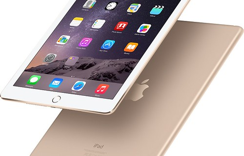 iPad Air 2: Tableta Rediseñada y Estilizada basada en el iPad Air