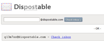dispostable