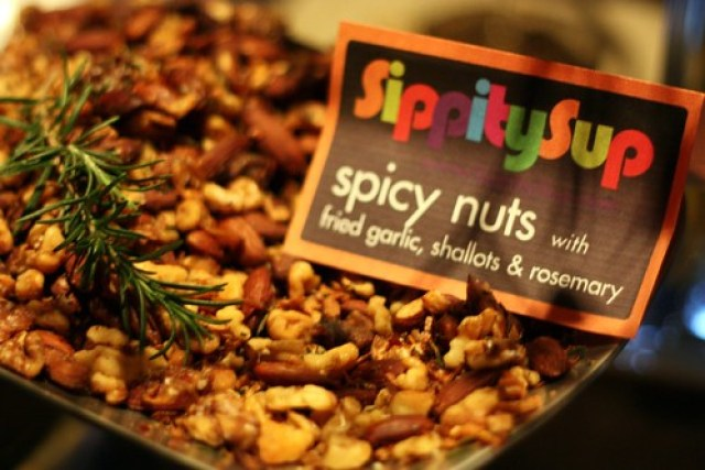 SippitySup - Spicy Nuts