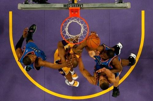Kobe against Oklahoma