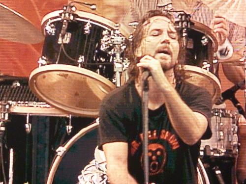 Eddie Vedder / Pearl Jam @ Jazz Fest