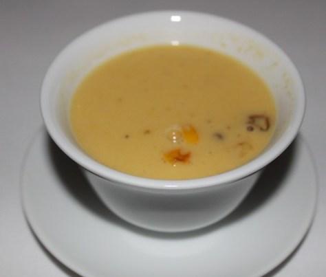 Roast Corn Soup