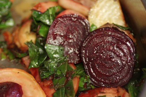 beets with chard