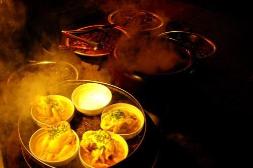 China Photo: Chicken Dinner