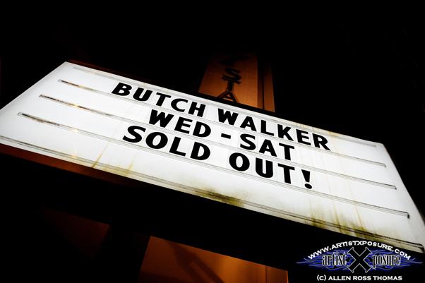Butch Walker live in Atlanta 2010
