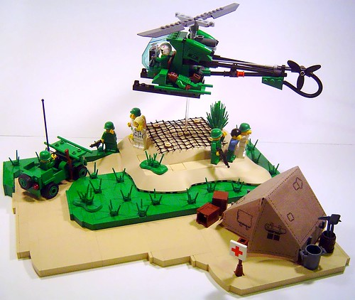 LEGO M.A.S.H. unit
