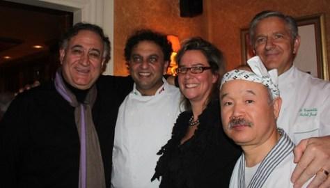 Four Chefs One Garden