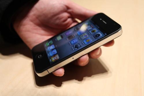 iPhone 4.0 por Robert Scoble