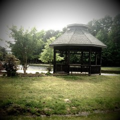 Gazebo at the Lake