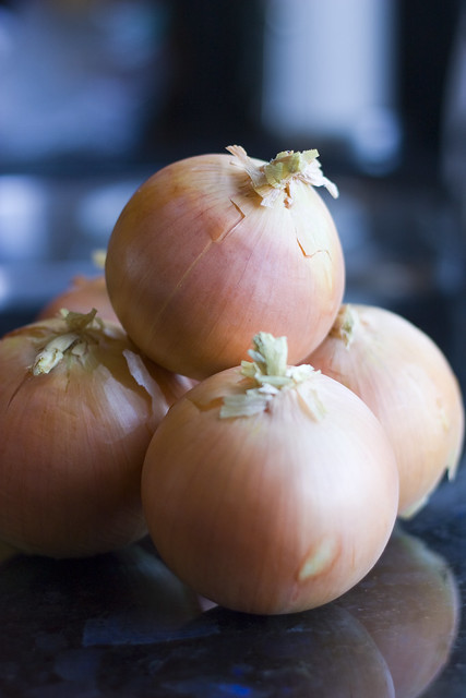 Sweet Spring Onions