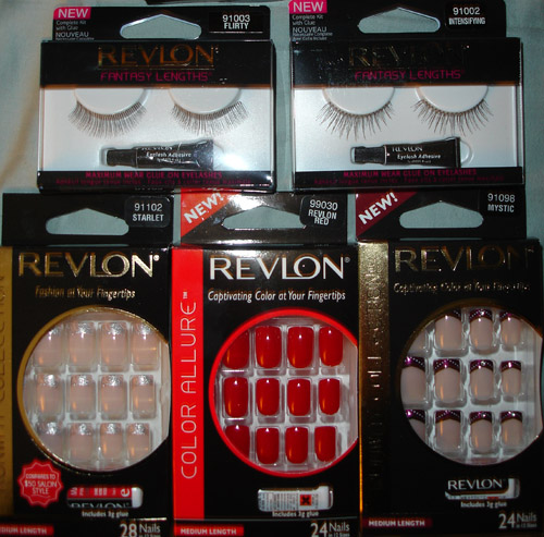 Revlon Fantasy Lengths Lashes