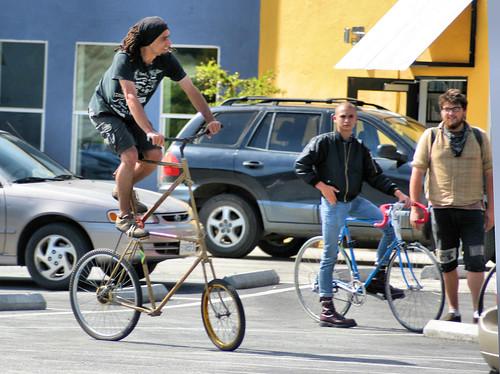 Santa Cruz tallbike
