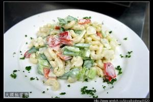 [西餐]沙拉類 蛋黃醬通心麵沙拉