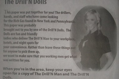 The Drill'N Dolls