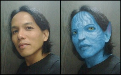Transforming Into a Na'vi - By Gerass