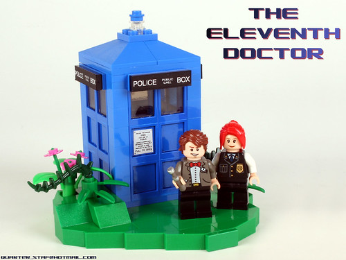 LEGO Doctor Who