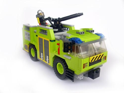LEGO Marin Stipkovic fire truck