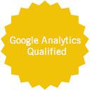 Google Analytics Individual Qualification Badge