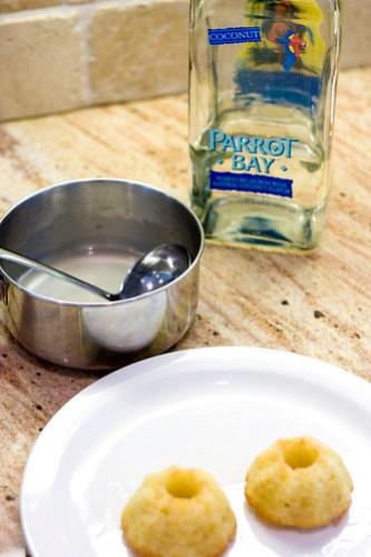 Coconut Rum Sauce