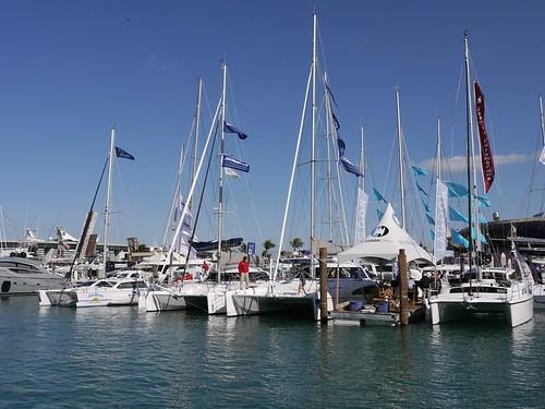 Catamaran Row