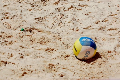Nestea Fit Camp Hot Day 2 - Beach Sports Photography (49)