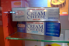 American cream cheese