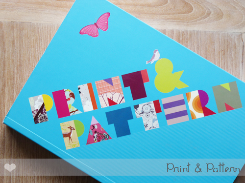 Print & Pattern Book Review