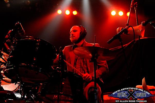 Mutemath's Darren King