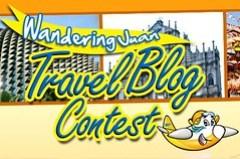 Wandering Juan Travel Blog Contest
