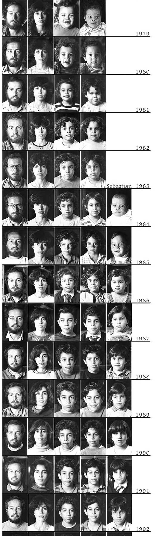 one family, 30 years clip